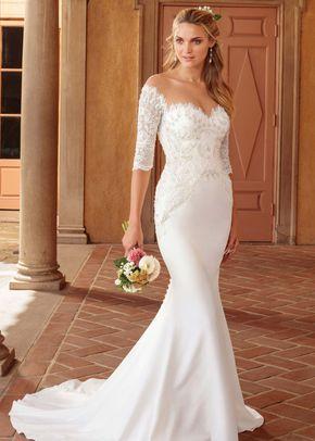 2317 Imogen, Casablanca Bridal
