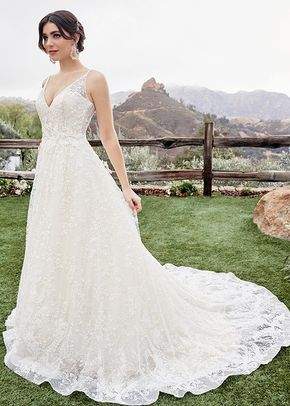 Style 2431 Morgan, Casablanca Bridal