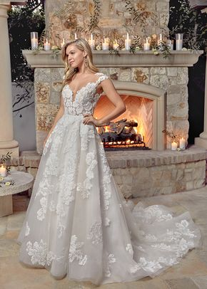 Style 2437 Nicolette, Casablanca Bridal