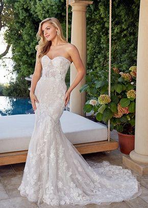Style 2438 Angelina, Casablanca Bridal
