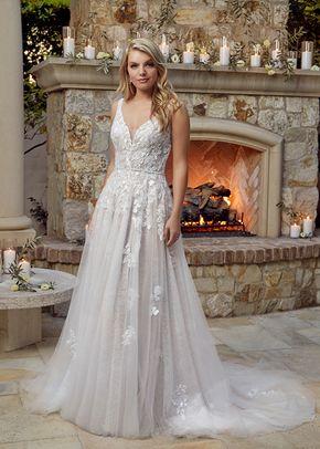 Style 2445 Lucy, Casablanca Bridal
