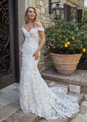 Style 2446 Evelyn, Casablanca Bridal