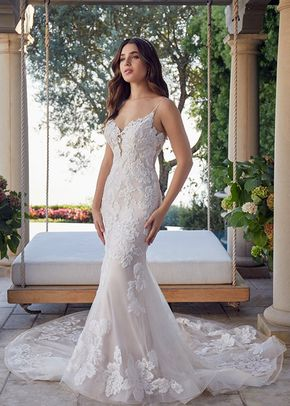 Style 2447 Kimberly, Casablanca Bridal