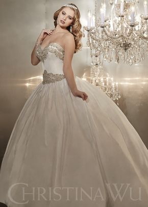 15644, Christina Wu Brides