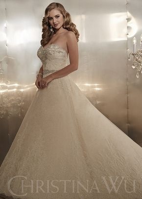 15649, Christina Wu Brides