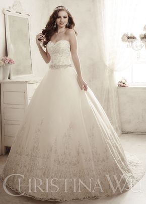 15652, Christina Wu Brides
