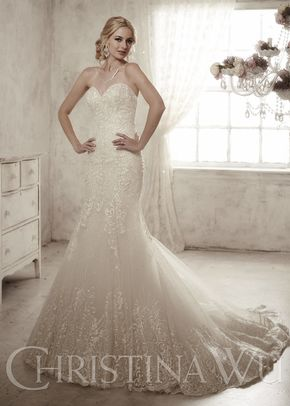 29296, Christina Wu Brides