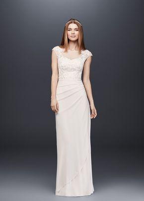 David's Bridal 184336DB, David's Bridal