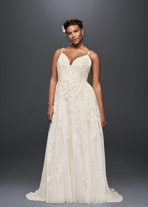 David's Bridal V3902, David's Bridal