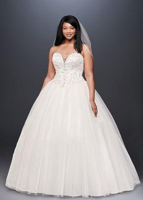 David's Bridal 9V3849, David's Bridal