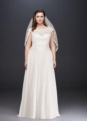 David's Bridal 9WG3851, David's Bridal