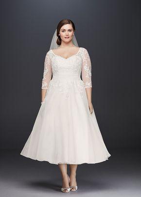 David's Bridal 9WG3857, David's Bridal