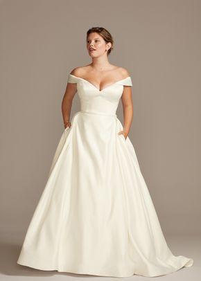 David's Bridal 9WG3979, David's Bridal