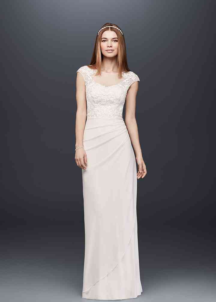 David's Bridal Collection Style 184336DB, David's Bridal