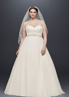 David's Bridal Style WG3903, David's Bridal