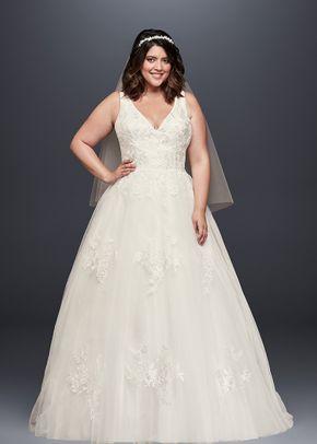 David's Bridal Style WG3861, David's Bridal