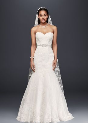 Galina Style WG3954, David's Bridal