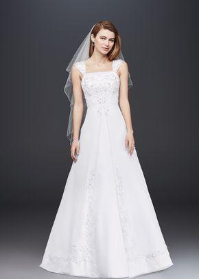 David's Bridal Collection Style V9010, David's Bridal