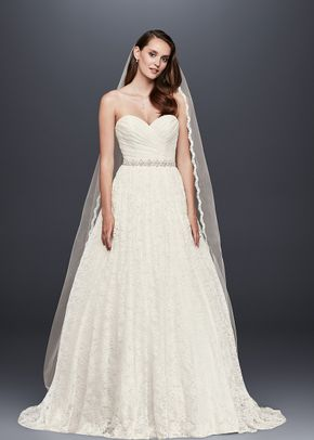 David's Bridal Collection Style WG3829, David's Bridal