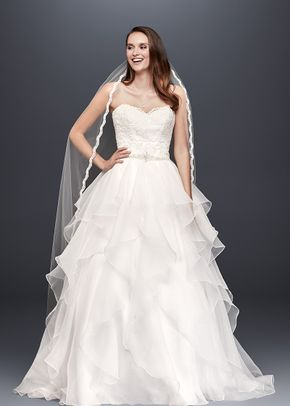 David's Bridal Style WG3875, David's Bridal