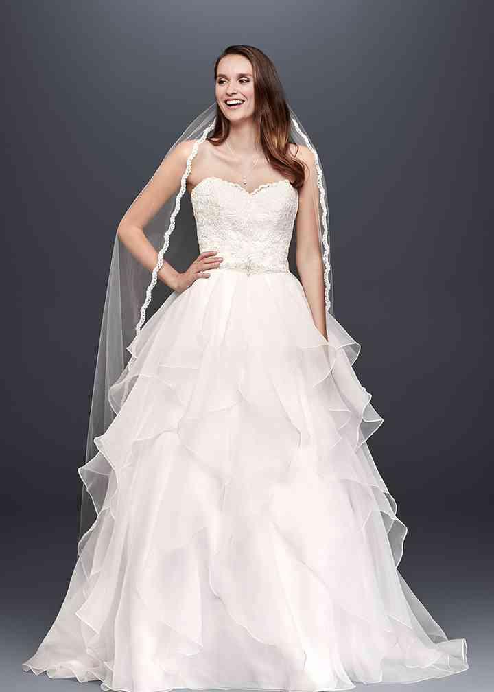 David's Bridal Collection Style WG3830, David's Bridal
