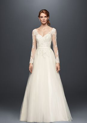 David's Bridal Collection Style WG3831, David's Bridal