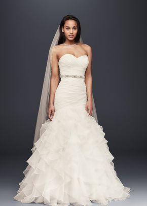 David's Bridal Collection Style WG3832, David's Bridal