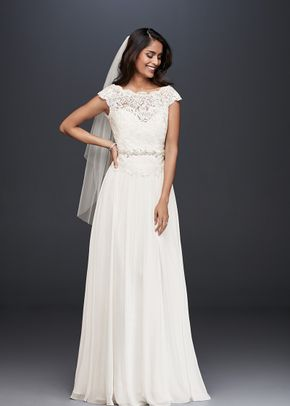 David's Bridal Collection Style WG3851, David's Bridal