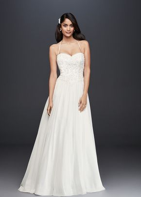 David's Bridal Collection Style WG3853, David's Bridal