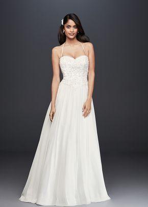 David's Bridal Collection Style WG3853, David's Bridal