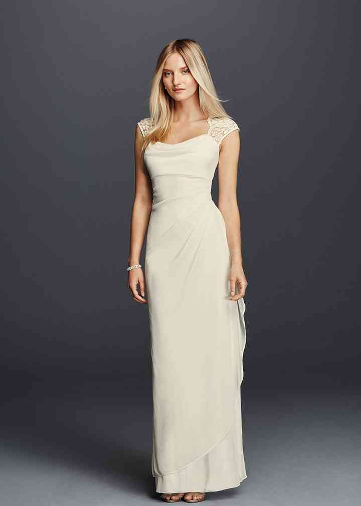 David's Bridal Collection Style XS3450, David's Bridal
