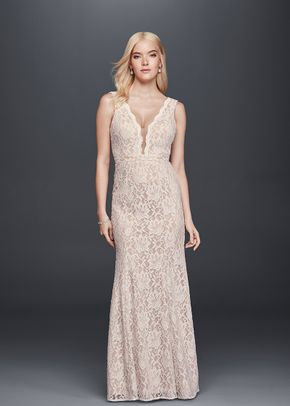 David's Bridal Collection Style XS8491, David's Bridal