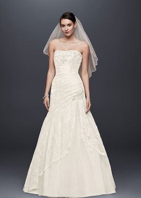 Oleg Cassini Style 8CWG747, David's Bridal