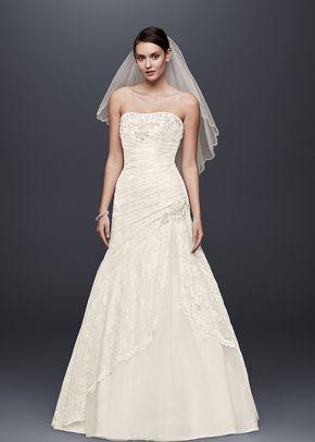 DB Studio Style 184645DBW, David's Bridal