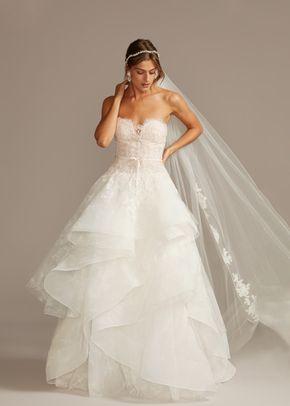 David's Bridal CWG845, David's Bridal