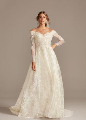 David's Bridal CWG853, David's Bridal