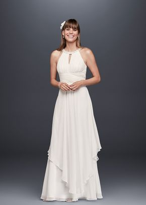 David's Bridal EJ4M6307, David's Bridal