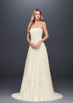 David's Bridal MS251186, David's Bridal