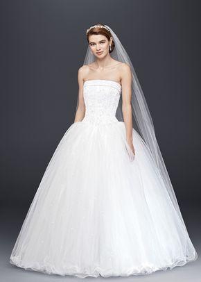 David's Bridal NT8017, David's Bridal