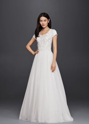 David's Bridal Collection Style 9WG3830, David's Bridal