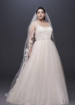 David's Bridal Style 9NTWG3905, David's Bridal