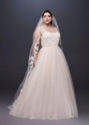 Truly Zac Posen ZP341718, David's Bridal