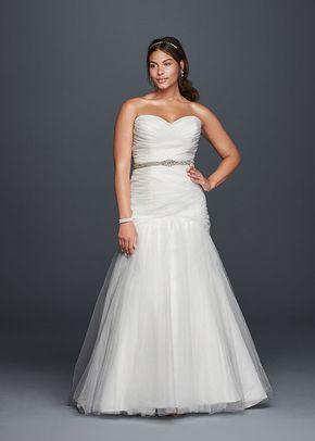 David's Bridal Style 9WG3791, David's Bridal