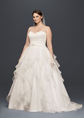 Galina Style WG3844, David's Bridal
