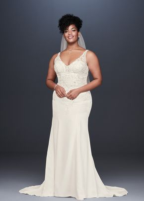 David's Bridal Style 9WG3875, David's Bridal