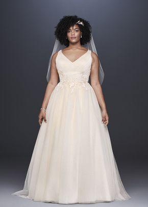 David's Bridal Style WG3900, David's Bridal