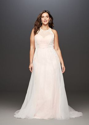 Galina Style WG3928, David's Bridal