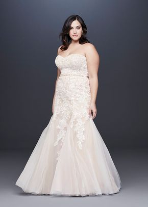David's Bridal Collection Style WG3856, David's Bridal
