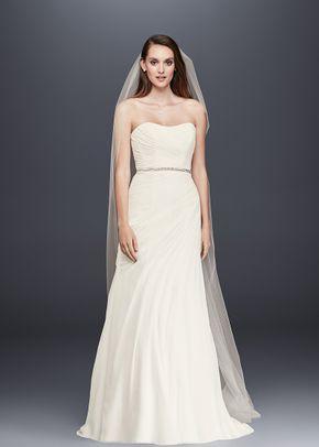 David's Bridal Style V3540, David's Bridal