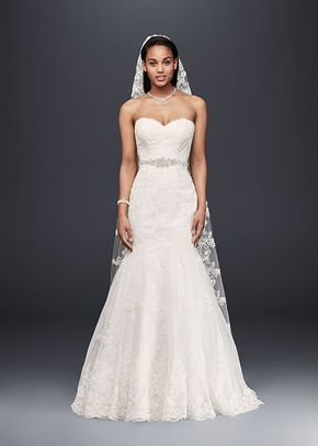 Oleg Cassini Style CWG765, David's Bridal